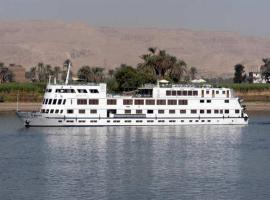 MS Angelotel Cruise Luxor- Aswan-Luxor 4 Nights every Saturday & 3 Nights every Wendsday Luxor Egypt