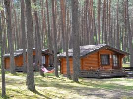 Holiday Park Asveja Dubingiai Lithuania