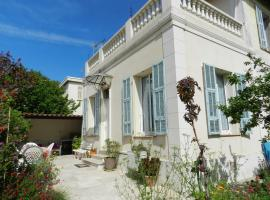 Studio In Villa Josephine Nice France