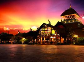 Chiangmai Night Safari Resort Hang Dong Thailand