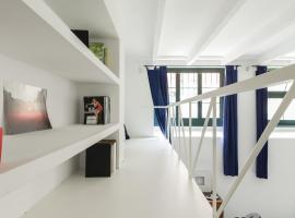 Bocconi Hintown House Milan Italy
