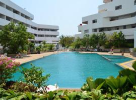 Paradise Condominium Apartments Jomtien Beach 泰国