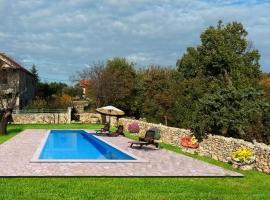 Hotel Photo: Agrotourism Galic Krka