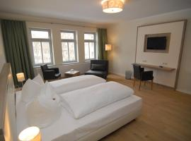 Hotel Photo: Hotel Pension am Goethehaus