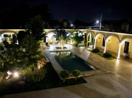 Hotel Photo: Hotel Hacienda Izamal