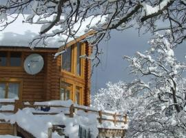 The Green Pine Chalet Razlog Bulgaria