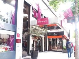 Mercure Angers Centre Gare Angers France