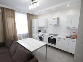 Apartments in the centre Novosibirsk Russia
