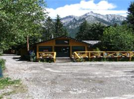 Park Gate Chalets Canmore Kanada