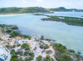 Turtle Cove Turks and Caicos Islands
