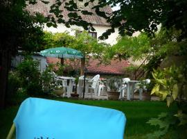 A picture of the hotel: L'auberge de Chaussin