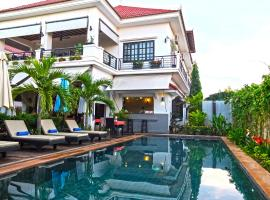 Baby Elephant Boutique Hotel Siem Reap Cambodia