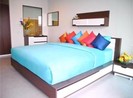 Bliss Patong 2 bedrooms Apartment Patong Beach Thailand