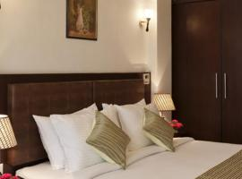 Hotel Saptagiri New Delhi India