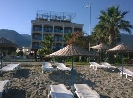 Holiday Hotel Guzelcamlı Turkey