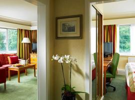 Newcastle Marriott Hotel Gosforth Park Newcastle upon Tyne United Kingdom
