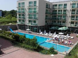Privately Owned 3rd Floor Apartment - E306 - In The Clara Complex Burgas City Bulgaria