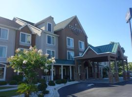Hotel Photo: Country Inn & Suites Savannah North