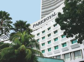 PARKROYAL Serviced Suites,Singapore Сингапур Сингапур