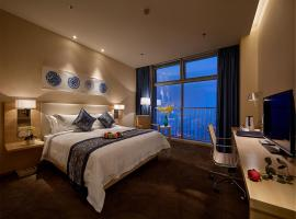 Hotel photo: Shijiazhuang Nuo Hua Ting Hotel Apartment