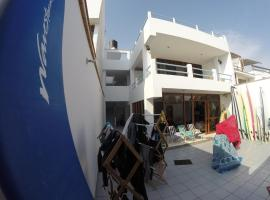 A picture of the hotel: Waves Surf Camp Peru
