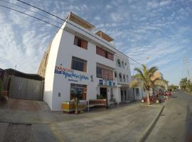 Hotel Photo: Paracas Backpackers House