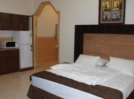 Hotel photo: Darco for Furnished Apartments - Buraidah