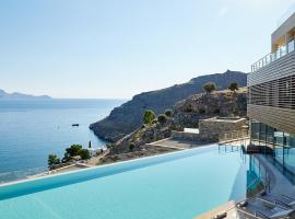 Hotel Photo: Lindos Blu Luxury Hotel-Adults only
