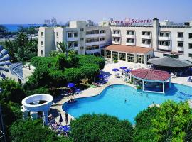 Crown Resorts Henipa Larnaka Cyprus