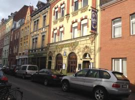 Hotel Gasthaus Zur Eule Cologne Germany