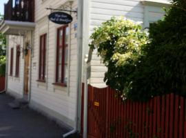 Nya Stan Bed & Breakfast Karlshamn Sweden