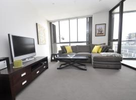Waterloo Self-Contained Modern One-Bedroom Apartment (708SAM,