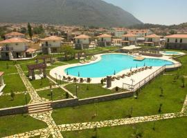 Hotel near Ölüdeniz: Orka Village Apartments