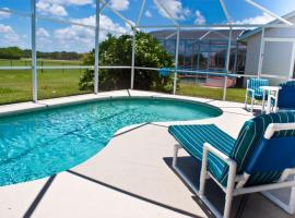 Willow Glen Four-Bedroom House Kissimmee USA