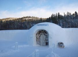 Sorrisniva Igloo Hotel Alta Norway
