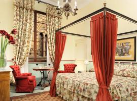 Hotel Photo: Grand Hotel Continental Siena - Starhotels Collezione