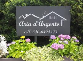 Hotel Photo: B&B Aria d'Argento