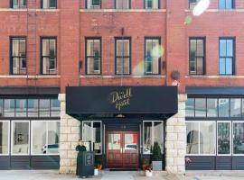 The Dwell Hotel Chattanooga USA
