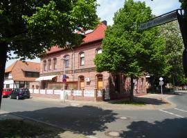 Hotel Klappenburg - Bed und Breakfast Ганновер Германия