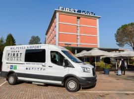 First Hotel Malpensa Case Nuove Italy