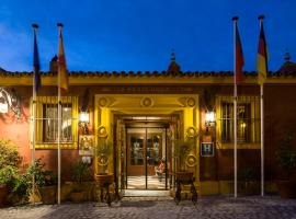 Hotel Photo: Hotel Huerta Honda