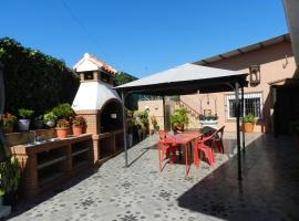 A picture of the hotel: Hacienda Doña Lola