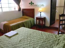 A picture of the hotel: Hotel Casa de los Nazarenos