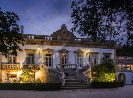 Hotel Quinta das Lagrimas - Small Luxury Hotels coimbra Portugal
