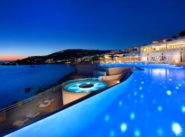 Anax Resort and Spa Agios Ioannis Mykonos Greece
