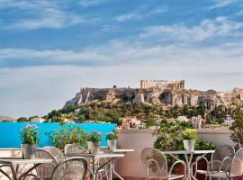 Arion Athens Hotel Athens Greece