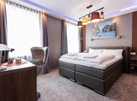 Stay-Inn Boardinghouse Bielefeld Germania
