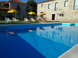 A picture of the hotel: Quinta do Eido