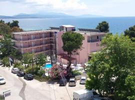 Golden Beach Hotel Metamorfosi Greece