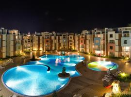 Sun City I Apartments Sunny Beach Bulgarije